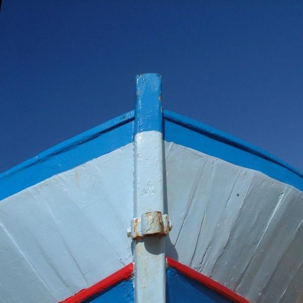 Tunisian boat by peel3081