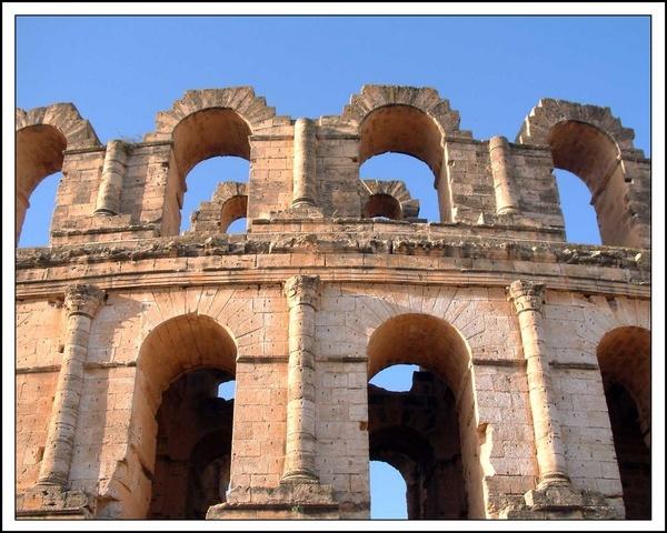 Roman Amphitheatre by peel3081
