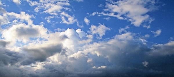 cottonwool sky by MGP