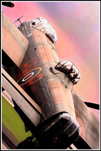 Avro Lancaster by jimbo_t