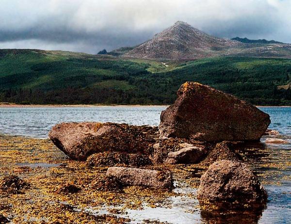 Goatfell from Brodick by Jon_Briggs