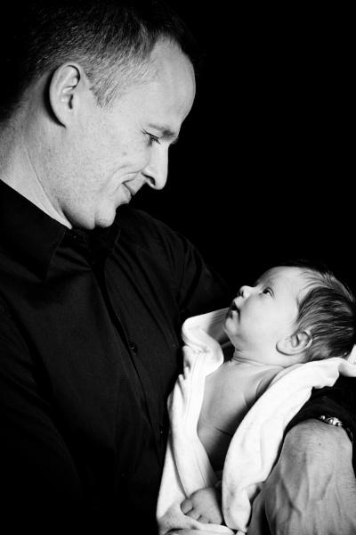 Sweet Newborn by tigs