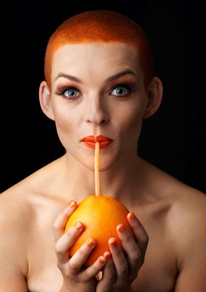 Orange by stix