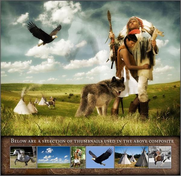 Cherokees spirit by ryuneo