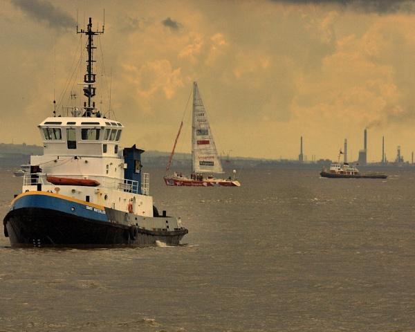 Mersey Tugs 2 by ITSJRW