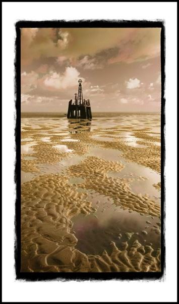 derelict pier 2 by PeeCee