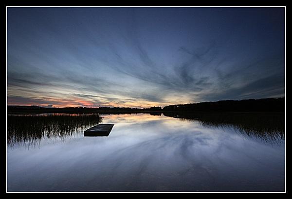 Ballyallia Lake by jimbocarroll