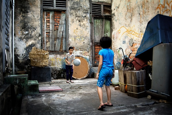 Basketball Diaries - Melaka by TommyStr