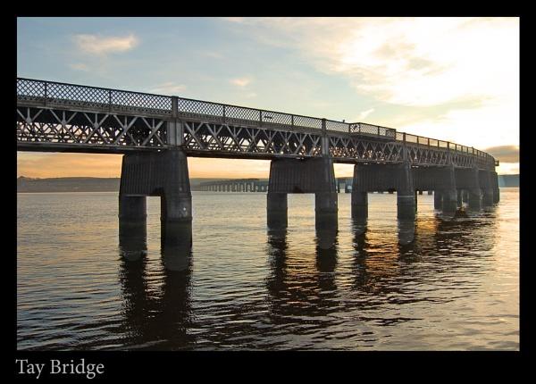 Tay Bridge by ferguspatterson