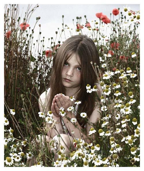 Flower child by SuPlied