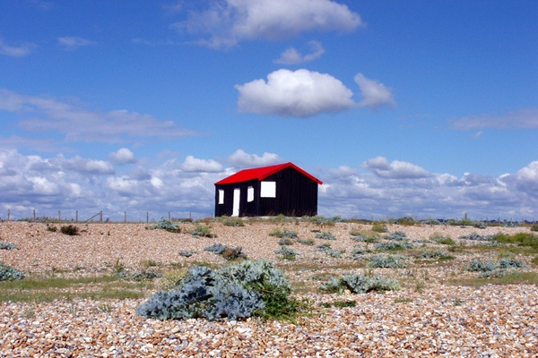 BEACH HUT by SNAPYPAPY