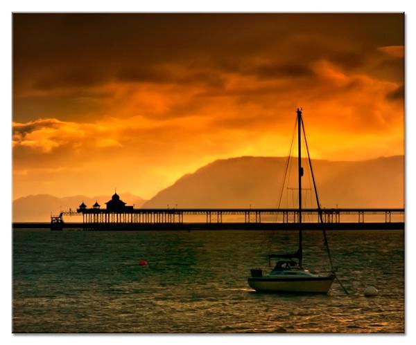 Bangor Dawn by MrsS