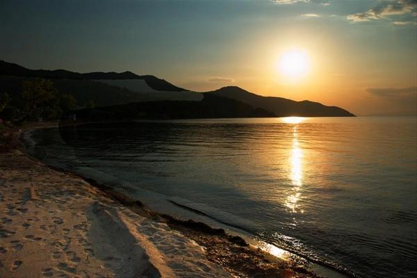 Thassos sunset by Alex_M