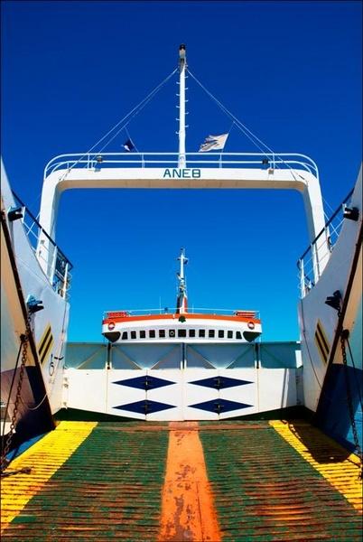 ferry door by Alex_M
