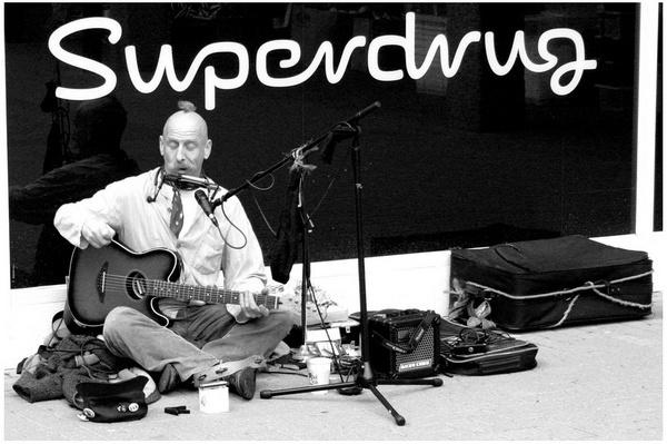 SUPERDRUG! by GYPSYOFTHESKY