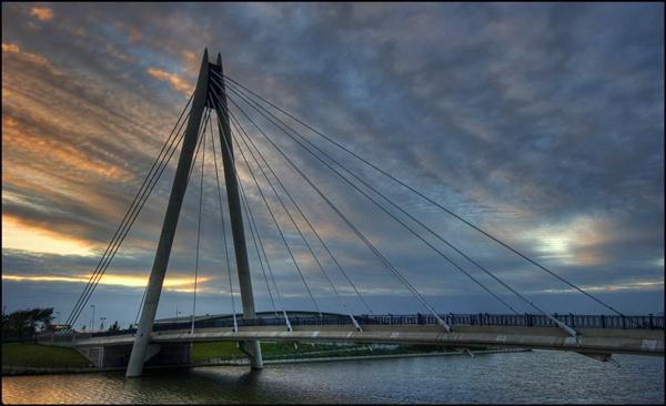 The Bridge by debstownsend