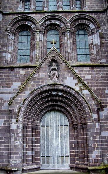 Cathedral Door by RachelMB
