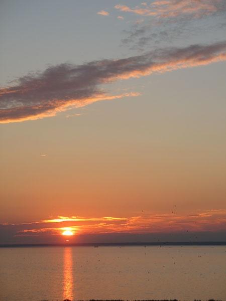 Russian Sunset by MaveKel