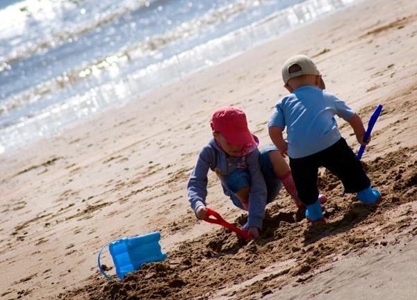 Sand Castles by K4RL