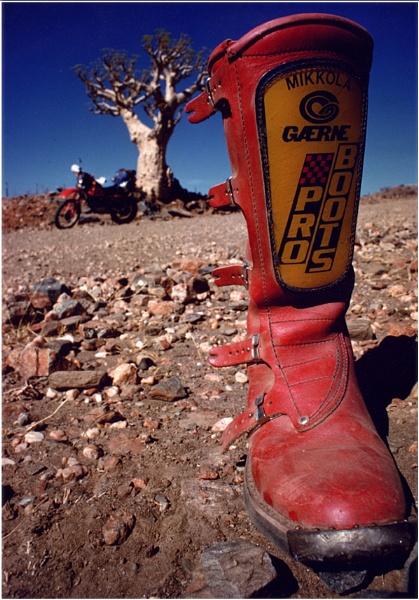 My boot by WimdeVos