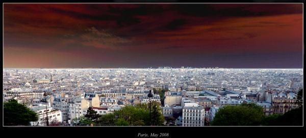 Paris by WimdeVos