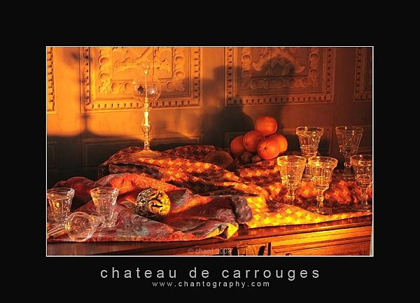 Chateau de Carrouges by chant