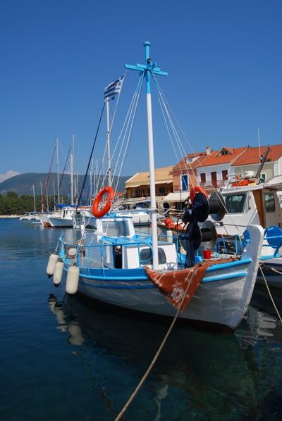 Fiskado Harbour by SugarDJ