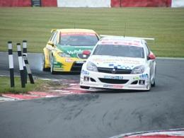 BTCC Snetterton 2008