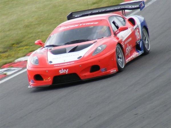 CR scuderia Ferrari, british GT by racephotographer
