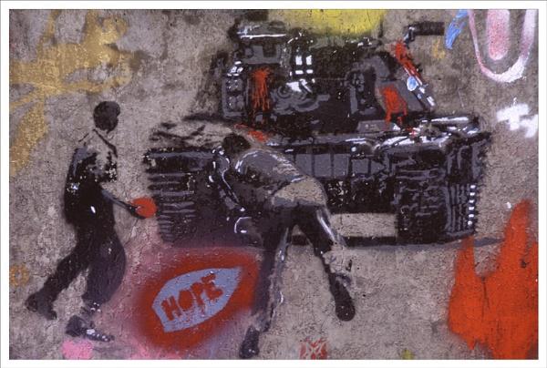 Grafitti. by rontear