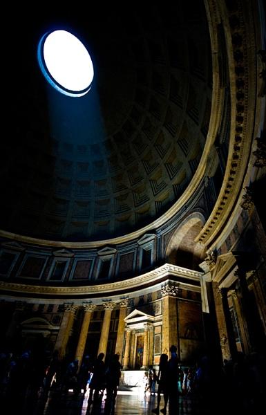 Pantheon, Rome by Bryn_Jones