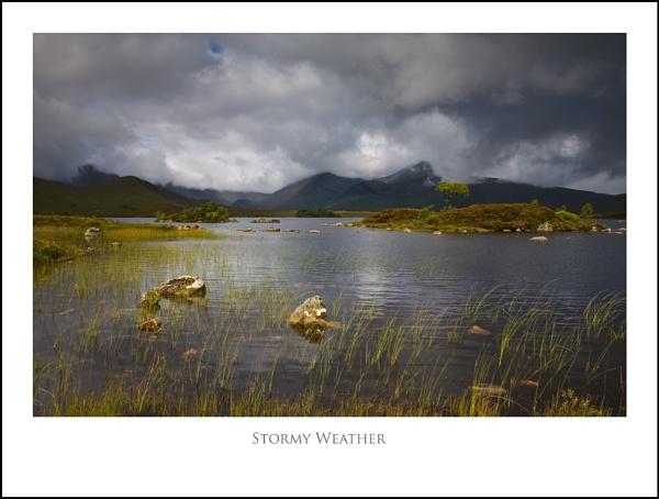 Stormy Weather... by Scottishlandscapes