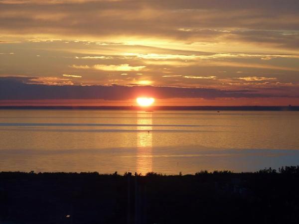 Sunset by Vern