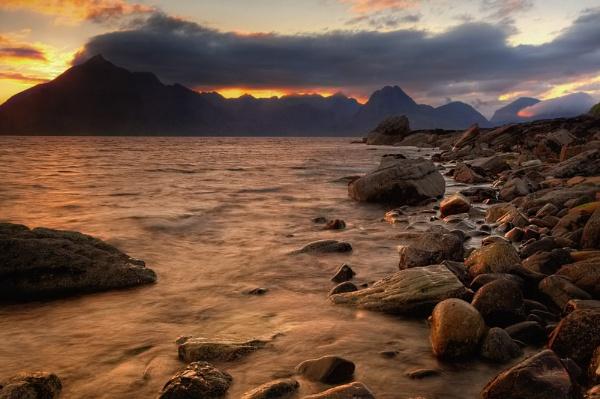 Cuillins of Skye... by chris-p