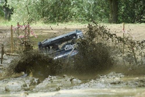 Mud bath by garyb