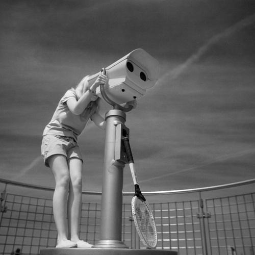 WHERE IS MY TENNIS BALL ? 4 by WILCZEWSKI