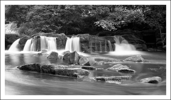 Derwent Falls by cadman359