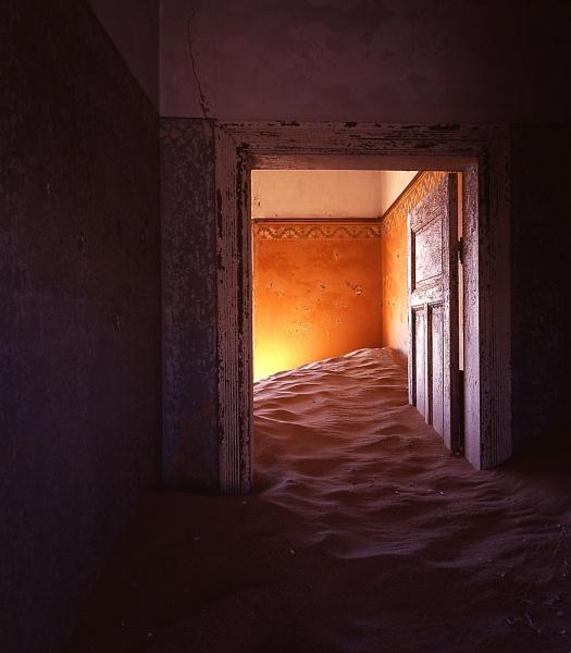 Kolmanskop by MDaniel
