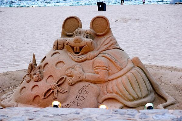 Sand Bandits art by Richardtyrrelllandscapes