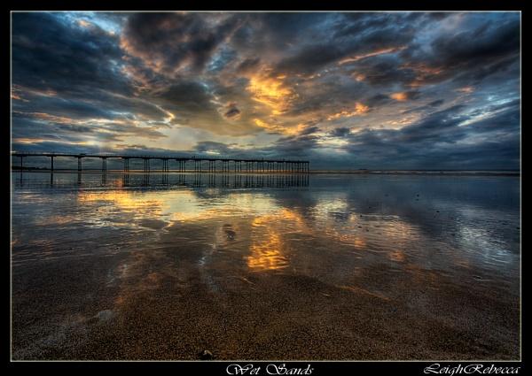 Wet Sands by LeighRebecca
