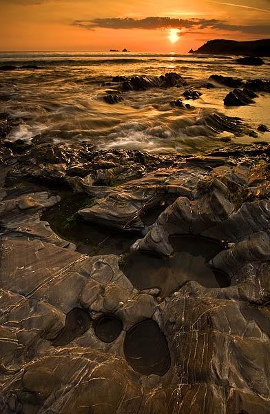 Tidal Pools by ljmp
