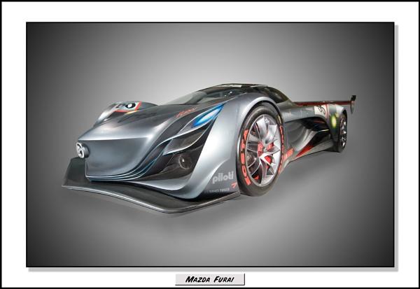 Mazda Furai by Delg999