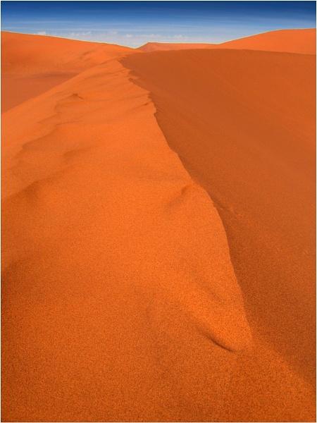 Dune in Sossusvlei Namobia by WimdeVos
