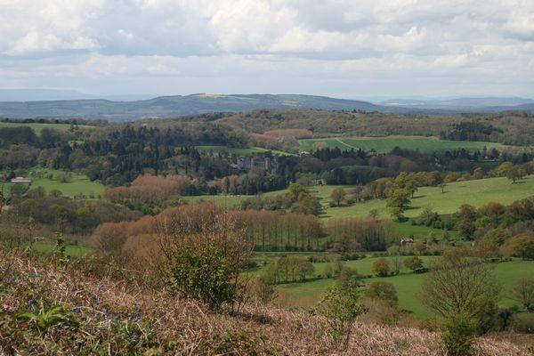Over Herefordshire. by BobbyHB
