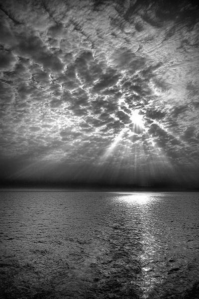 Ocean Solitude by MarcPK