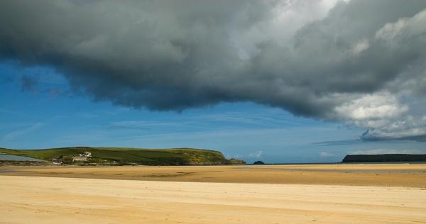 Cornish Beach by baldsparky