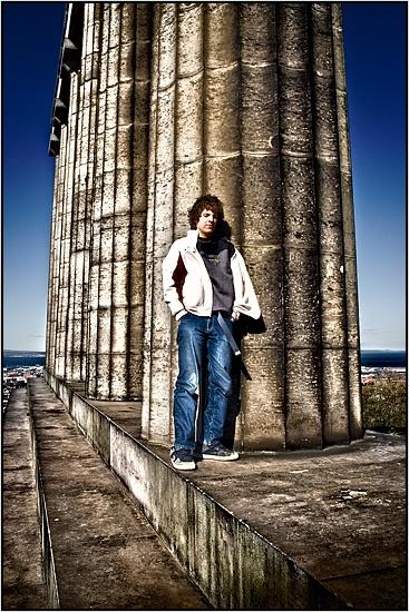 Edinburgh\'s Parthenon by kalseru