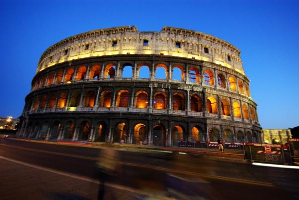 Roman Evening by Trogdor
