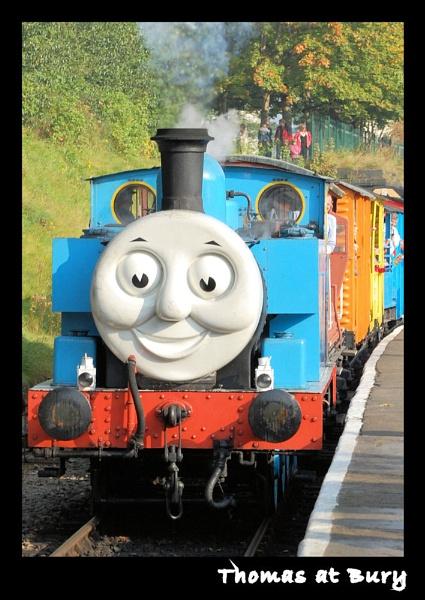 Thomas by Stuart463