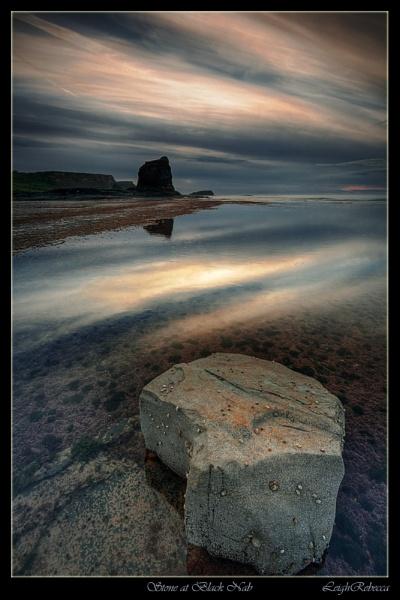 Stone at Black Nab by LeighRebecca